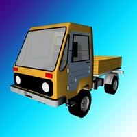 multicar work c4d free