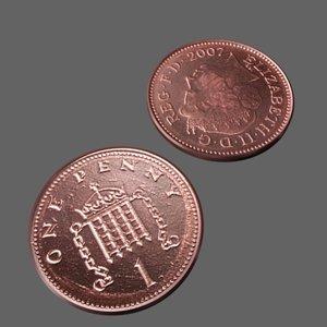 maya british penny
