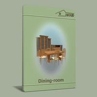3d dining-room