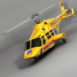 3d helicopter medical