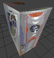 dragon computer 3d model