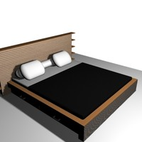 king bed max