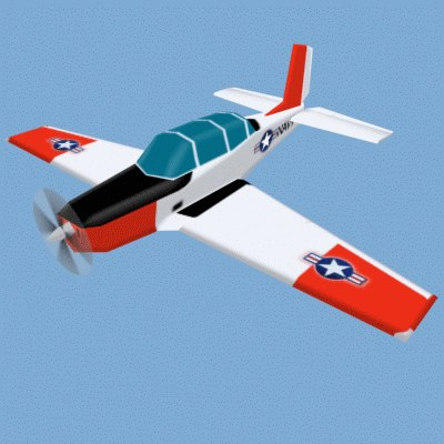 toy aircraft plane3 3ds