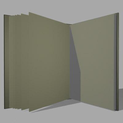 book 3d ma