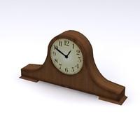mantel clock max