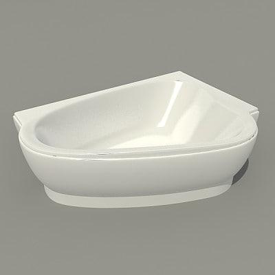 bath 3d 3ds