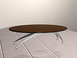 surf table 3d model