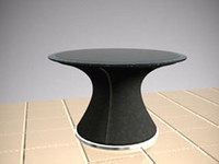 cassina table 3d max