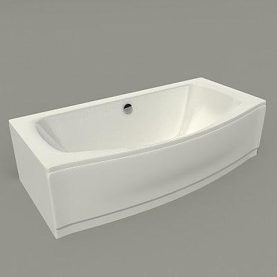 3dsmax bath