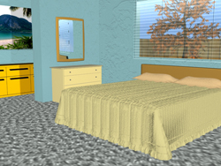3d bedroom bed room