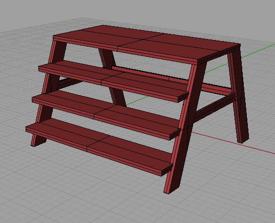 ladder 3ds free