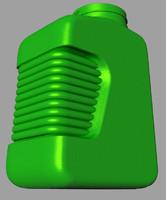 3d model water jar