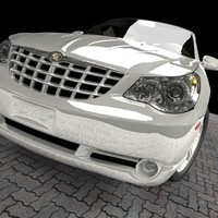 3d chrysler sebring 2007 sedan