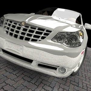 3d chrysler sebring 2007 sedan
