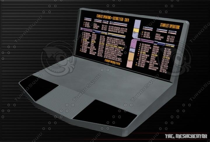 maya star trek computer