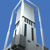 towers building lwo