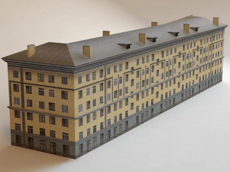 low-impact building games 3d model