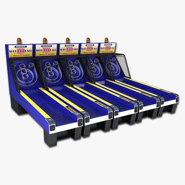 3ds skee ball skee-ball