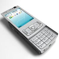 Nokia N95 Mobile Phone (smartphone)
