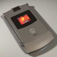 Motorola Razr V3 Cell Phone