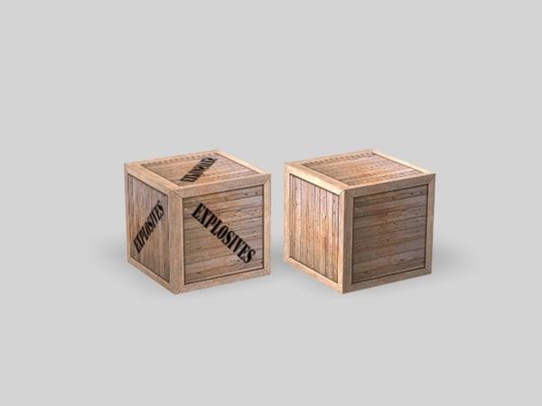 free max mode crates