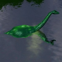 maya loch ness monster
