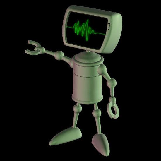 3d minibot pzminibot model