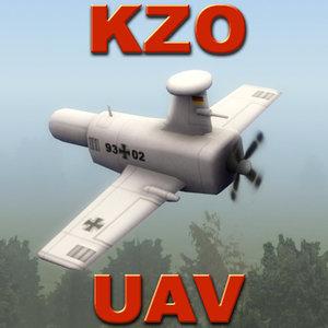 kzo uav max