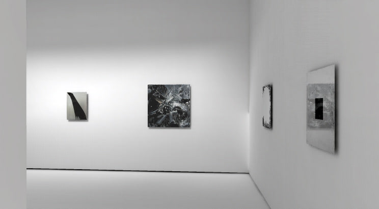 3ds max contemporary paintings