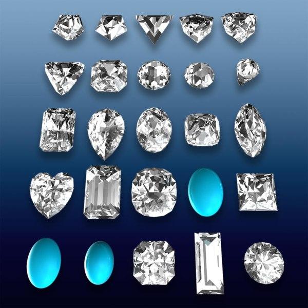 gem cuts brilliant 3ds