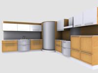 kitchen multipla dxf