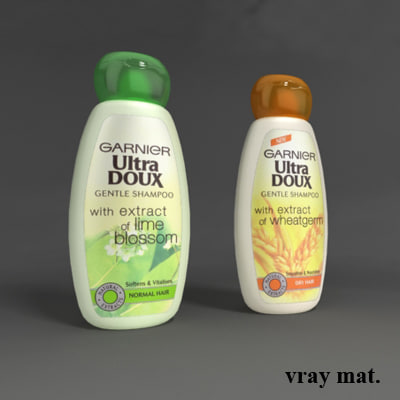 ultra doux shampoo bottle max