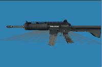 maya carbon rifle