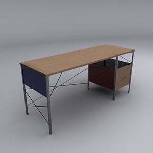 eames case study desk max