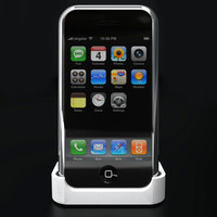 apple iphone accessories phone 3d model