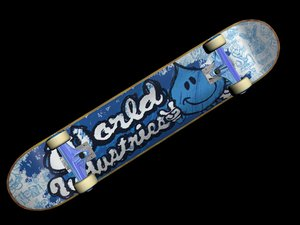 max skate board - world