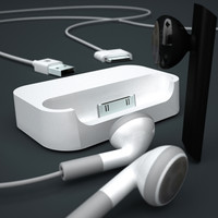 3d max apple iphone accessories