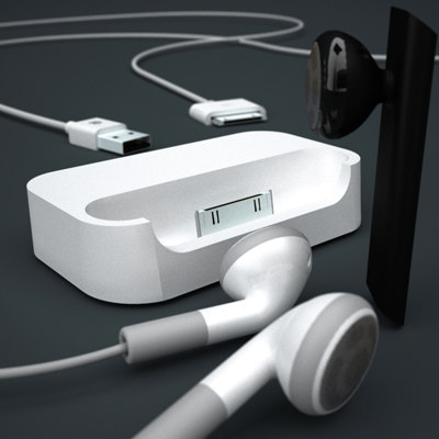 3d max apple iphone accessories