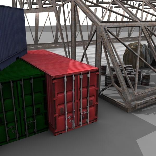 port hangar max