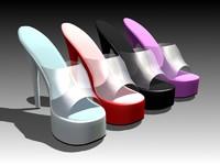 Classic 6 Inch Heels