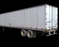 semi trailer 3ds