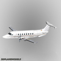 lightwave beechcraft 1900d private wings