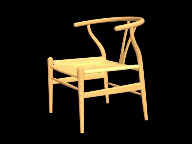 wishbone chair max