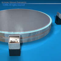 Expo platform turntables