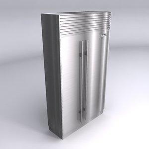 sub-zero refrigerator max
