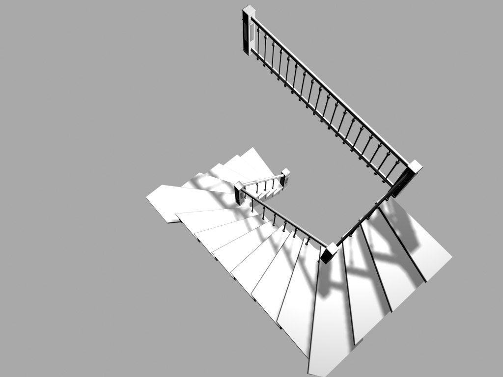 stairs 3ds