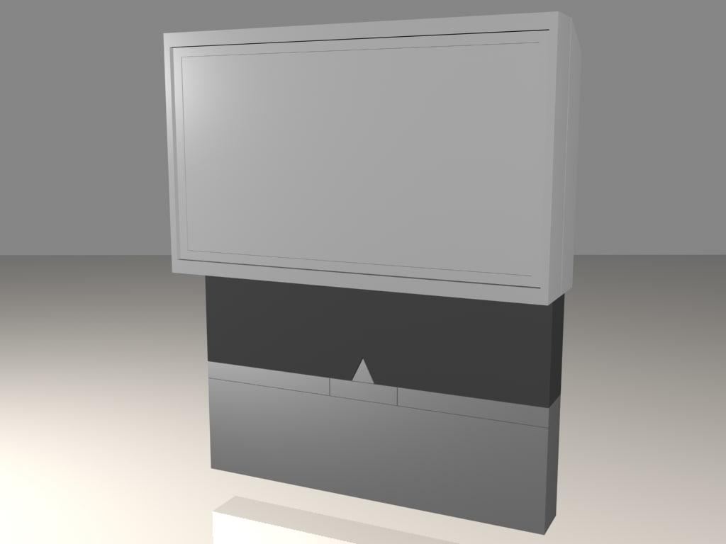 beovision avant 32 3d model