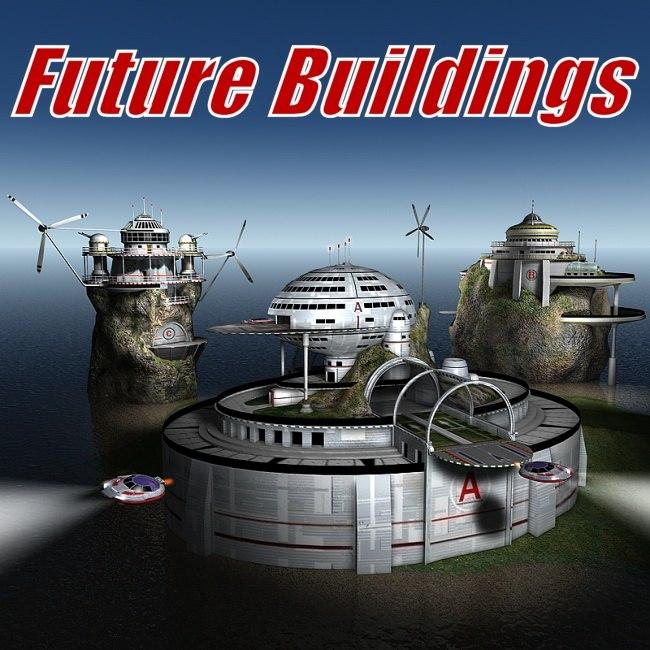 future buildings 3ds