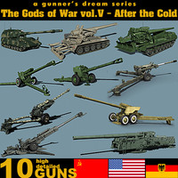 The Gods of War vol.V - After the Cold