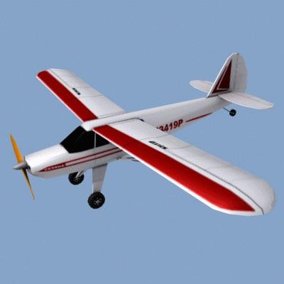 airplane plane1 3d model